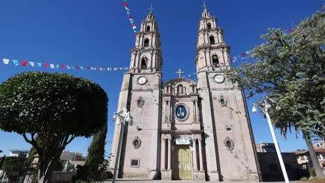 Mexico-Santa-Maria-Church-Facade