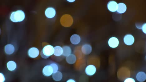 Blue-And-White-Lights