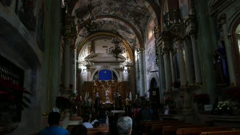 Mexico-Atotonilco-Church-Interior