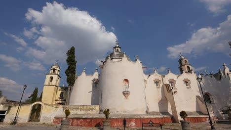Mexico-Atotonilco-Cloud-Over-Church