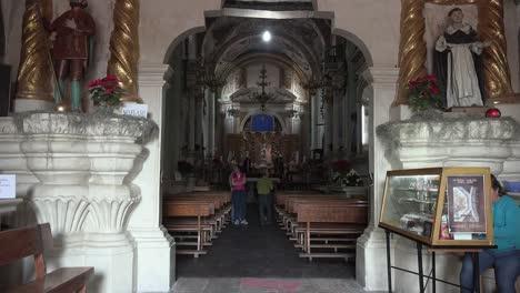 Mexico-Atotonilco-People-Inside-Church