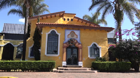 Mexico-Centinela-Tequila-Factory-Building