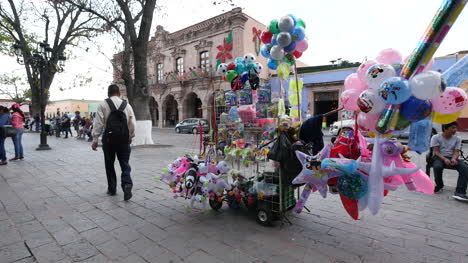 Mexico-Dolores-Hidalgo-Balloon-Sales