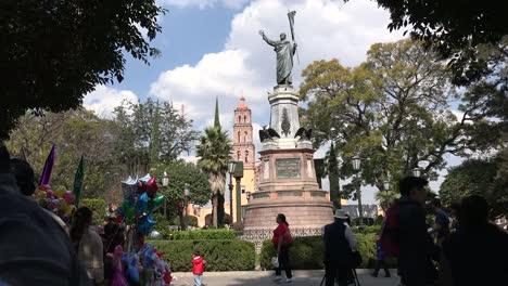 Mexico-Dolores-Hidalgo-Statue-Of-Padre-Hidalgo-In-Plaza