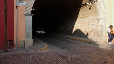 Mexico-Guanajuato-Car-Tunnel