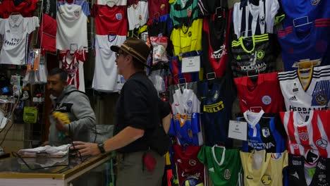 Mexico-Guanajuato-Man-Buys-Shirt