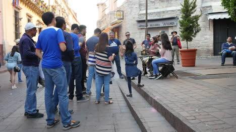 Mexico-Guanajuato-Students-In-Blue-Jeans
