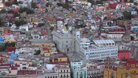 Mexico-Guanajuato-University-Building