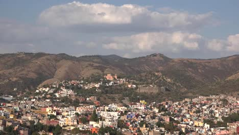 Mexico-Guanajuato-Zooms-To-Church-On-Hill