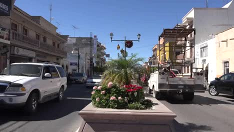 Mexico-San-Julian-Traffic-Goes-By-Time-Lapse