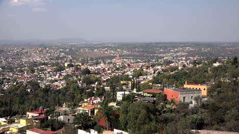 Mexico-San-Miguel-Broad-View-Of-City