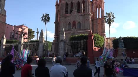 Mexico-San-Miguel-Tilts-Up-Mexico-San-Miguel-Tilts-Up-La-Parroquia-Church