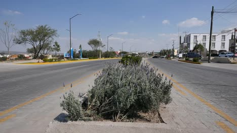 Mexico-San-Miguel-Traffic-And-Lavender-Time-Lapse