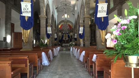 Mexico-Tlaquepaque-Inside-Parish-Church