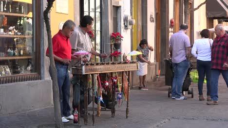 Mexico-Tlaquepaque-Passing-Men-Playing-Marimba