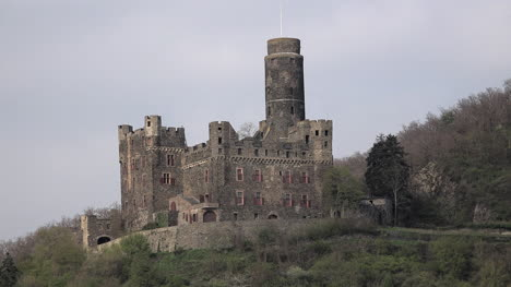 Germany-Burg-Maus-On-Hill