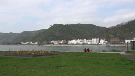 Germany-St-Goar-Men-On-Bench-Zoom-In