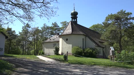 Germany-Country-Chapel-With-Bell-Sound