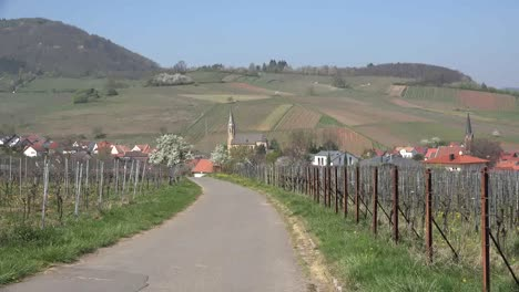 Germany-Wine-Route-Village-Zoom-In