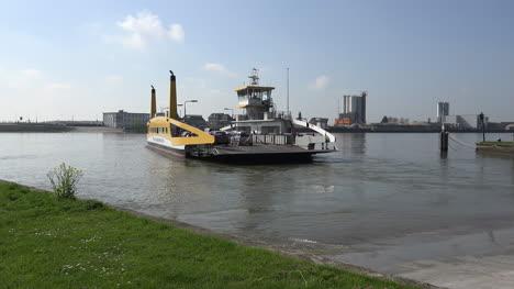 Netherlands-Schoonhoven-Ferry