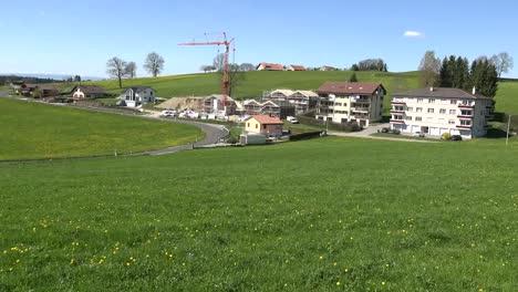 Switzerland-La-Gruyere-Apartment-Construction