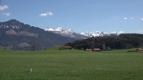 Switzerland-La-Gruyere-Landscape-And-Mountains-Zoom-In