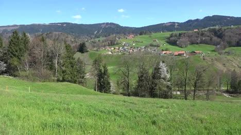 Switzerland-La-Gruyere-Region-Village