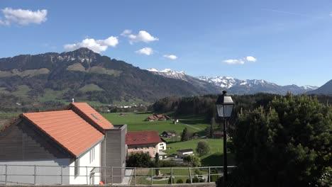 Switzerland-Morlon-Town-View
