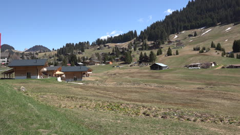 Switzerland-Chalets-Above-The-Col-Des-Mosses