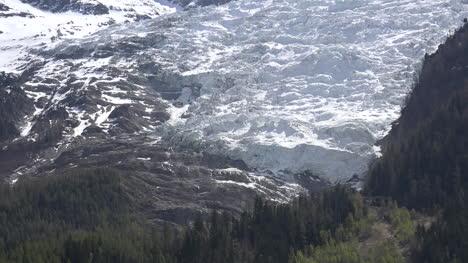 France-Mont-Blanc-Glacier-Snout-Detail