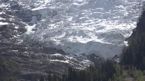 France-Mont-Blanc-Glacier-Snout