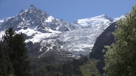 France-Les-Bossons-Glacier-On-Mont-Blanc