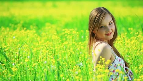 Young-Woman-In-The-Yellow-Meadow