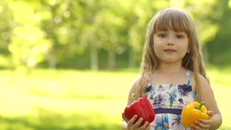Child-Invites-The-Viewer-To-A-Healthy-Diet-Vegetables