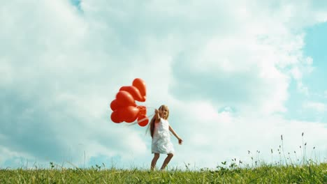 Girl-In-A-White-Dress-Holding-Red-Balloons-And-Spinning-Against-The-Sky-04