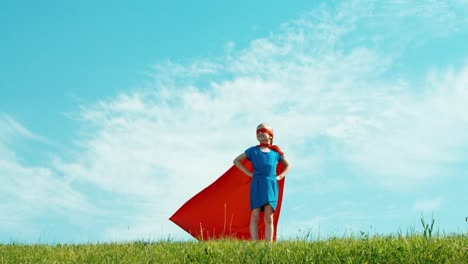 Superhero-7-8-Years-Old-Protects-The-World-Against-The-Blue-Sky