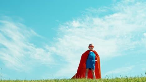 Superhéroe-7-8-Años-Protege-El-Mundo