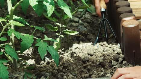 Loosening-Soil