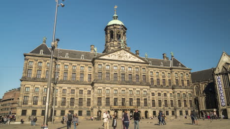 Amsterdam-Royal-Palace-Hyperlapse
