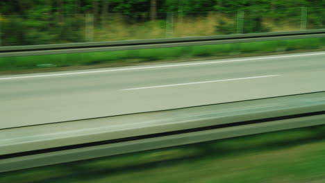 Motorway-View-From-a-Car
