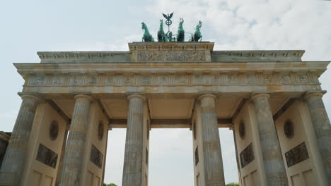Brandenburg-Gate-In-Berlin