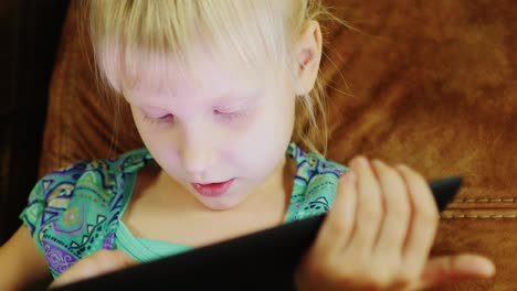 Young-Caucasian-Girl-Using-A-Tablet-04