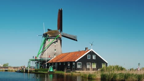 Dutch-Landscape-With-Windmill