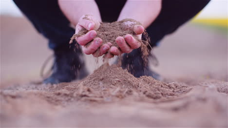 Farmer-Examining-Organic-Soil-In-Hands-Farmer-Touching-Dirt-In-Agriculture-Field-18