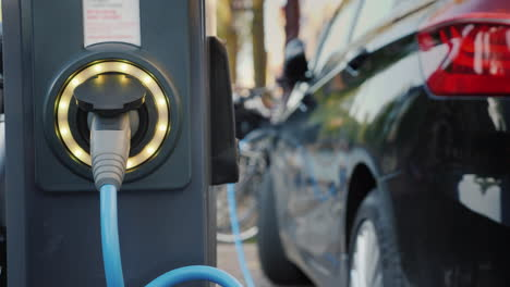 Street-Charging-Point-For-Electric-Vehicle
