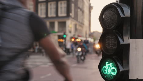 Cyclist-Traffic-Light