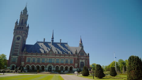The-Peace-Palace-In-The-Hague