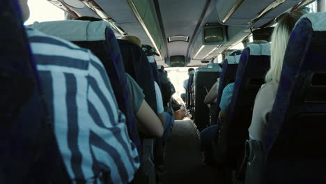 Rows-of-Passenger-Seats-on-Bus