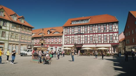 Small-German-Town-Central-Square