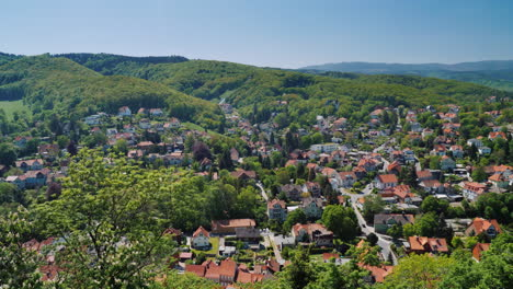 Small-German-Town-in-Saxony
